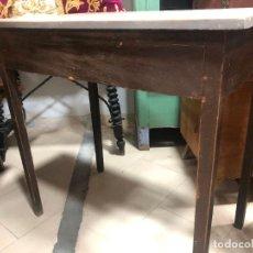 Vintage: ANTIGUA MESA TOCINERA DE COCINA - MEDIDA 86X89X54 CM. Lote 256025735