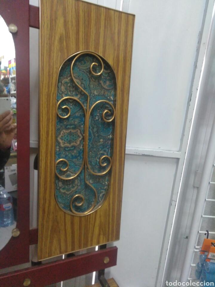 Vintage: Antiguo mueble de entrada - Foto 6 - 257323200