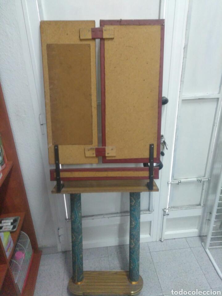 Vintage: Antiguo mueble de entrada - Foto 7 - 257323200