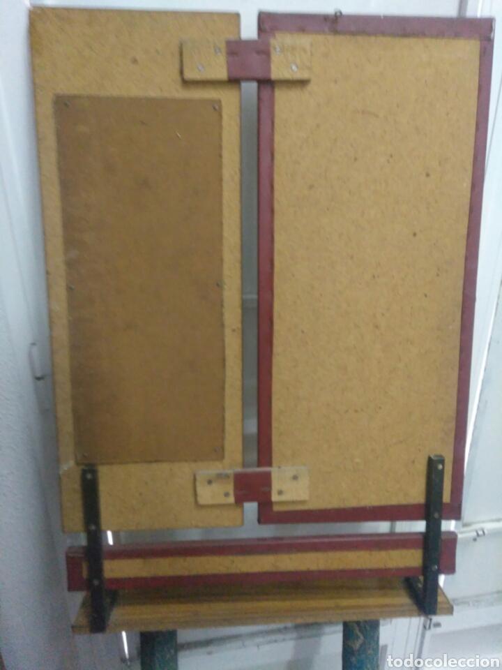 Vintage: Antiguo mueble de entrada - Foto 8 - 257323200