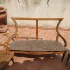 Vintage: SILLONES TRES PIEZAS. Lote 258932915