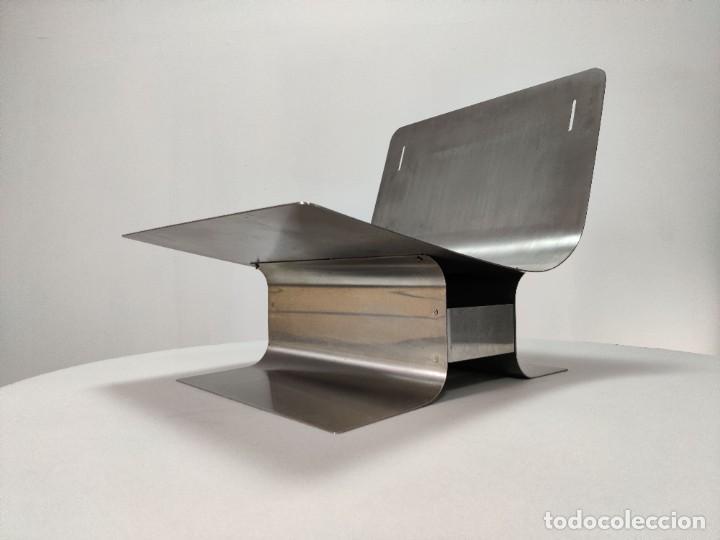 Vintage: Pareja de sillones Lounge Chairs por François Monnet para Kappa, 1970s - Foto 11 - 263642520