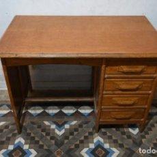 Vintage: ESCRITORIO DE MADERA. Lote 268920819