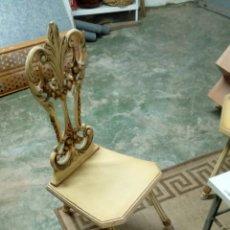 Vintage: SILLAS DE TRES PATAS. Lote 269983958
