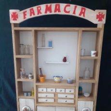 Vintage: MUEBLE DE FARMACIA. Lote 278189643