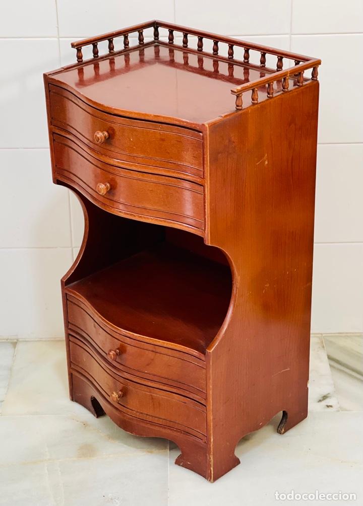 MESA TELEFONERA VINTAGE (Vintage - Muebles)