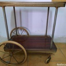 Vintage: LOTE UTILES CAMARERO VINTAGE,AÑOS 70. Lote 287438753
