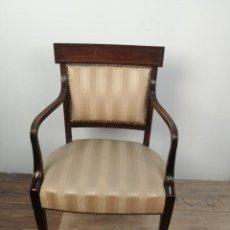 Vintage: SILLA ESTILO ISABELINA. Lote 288905788