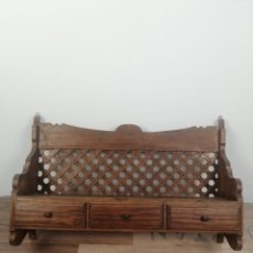 Vintage: MUEBLE AEREO DE COCINA. Lote 289216733