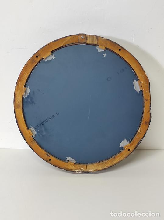 Vintage: Curioso Espejo con Puertas - Pintado a Colores - Retro, Vintage - Foto 13 - 291962778
