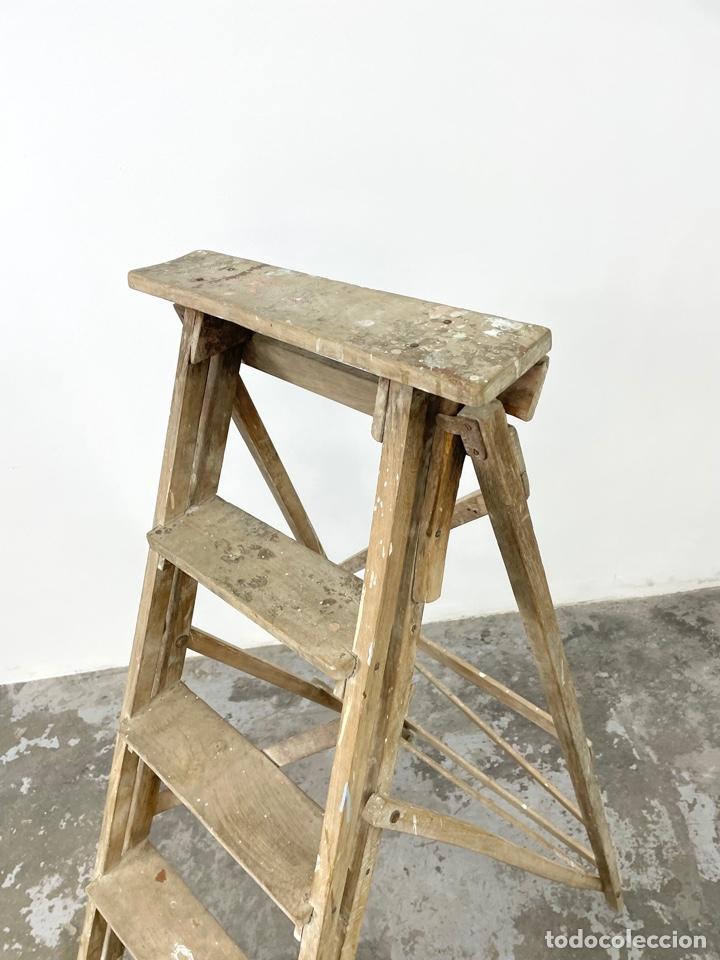 Vintage: Escalera antigua - Foto 5 - 293671468