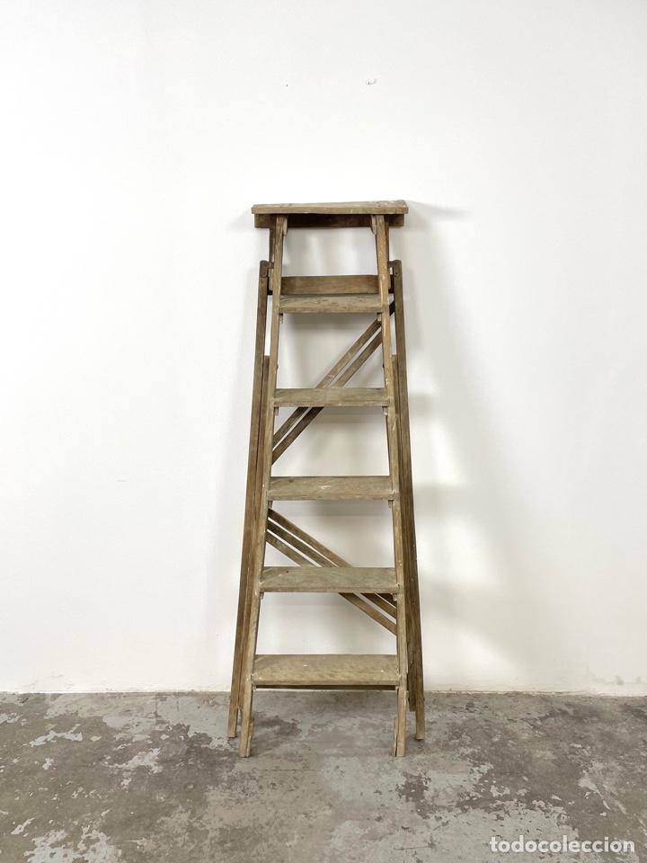 Vintage: Escalera antigua - Foto 7 - 293671468
