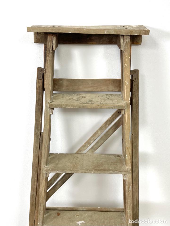 Vintage: Escalera antigua - Foto 8 - 293671468