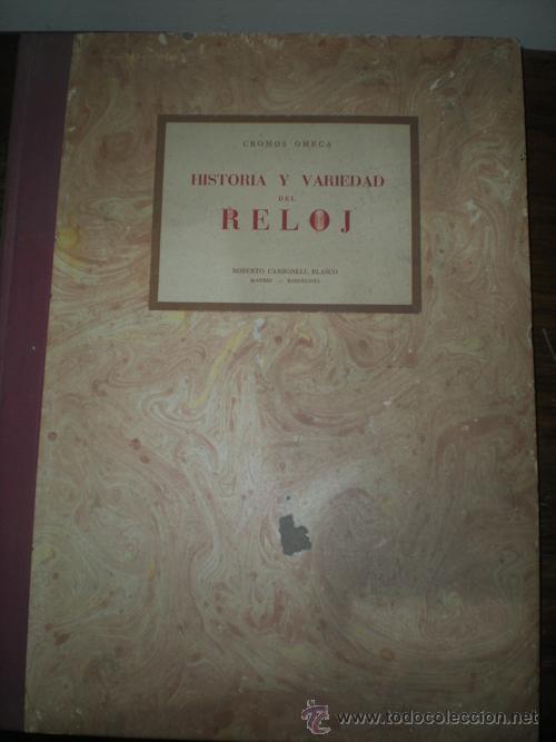 ALBUM OMEGA (Relojes - Relojes Vintage )