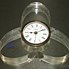 Vintage Uhren - RELOJ DE SOBREMESA. METACRILATO. - 31560008