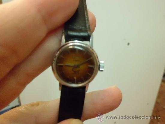 RELOJ OGIVAL 17 RUBIES (Relojes - Relojes Vintage )