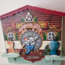 Vintage: CAJA RELOJ DE CUCO, DE PERFUME DE JEAN PAUL GAULTIER . Lote 32892445