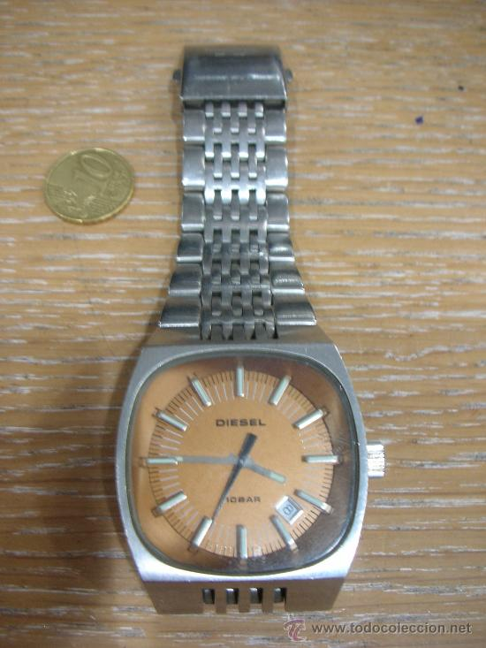 5e7f90264270 Reloj diesel 10 bar - Vendido en Venta Directa - 33516195