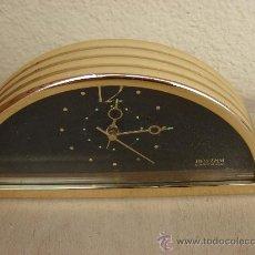 Vintage: RELOJ DESPERTADOR. FUNCIONA A PILA.. Lote 36245576