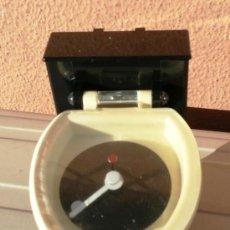 Vintage: RELOJ EN FORMA DE WC. Lote 36440078