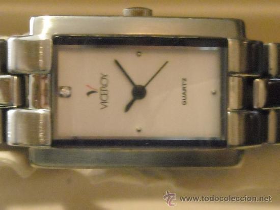 Vintage: reloj de señora viceroy de pulsera, en acero inoxidable, - Foto 4 - 39039236