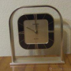 Vintage: == EH38 - RELOJ DE SOBREMESA CASIO - FUNCIONANDO. Lote 43183922