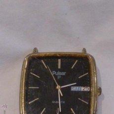 Vintage: RELOJ ANTIGUO DE PULSERA MARCA PULSAR. Lote 44888742