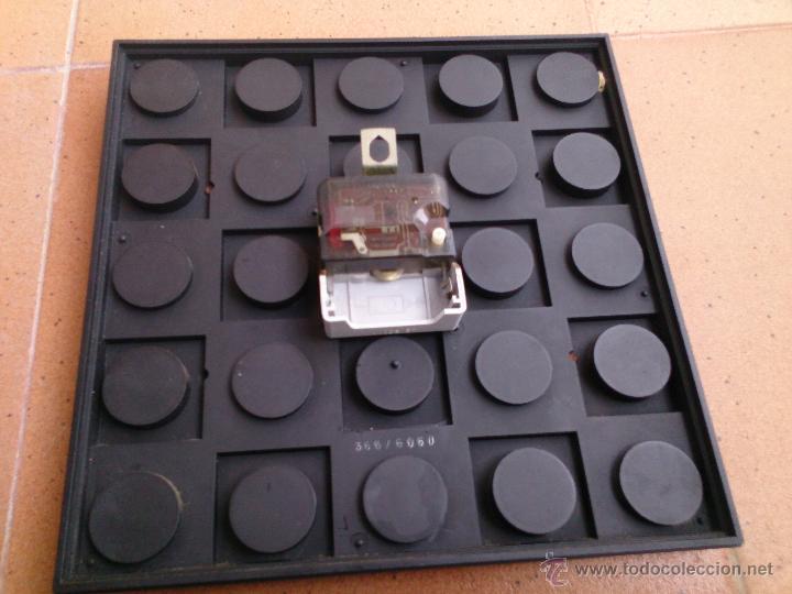 Vintage: Reloj de pared Junghans Electronic Quartz Made in Germany, años 70 - Foto 4 - 49895807