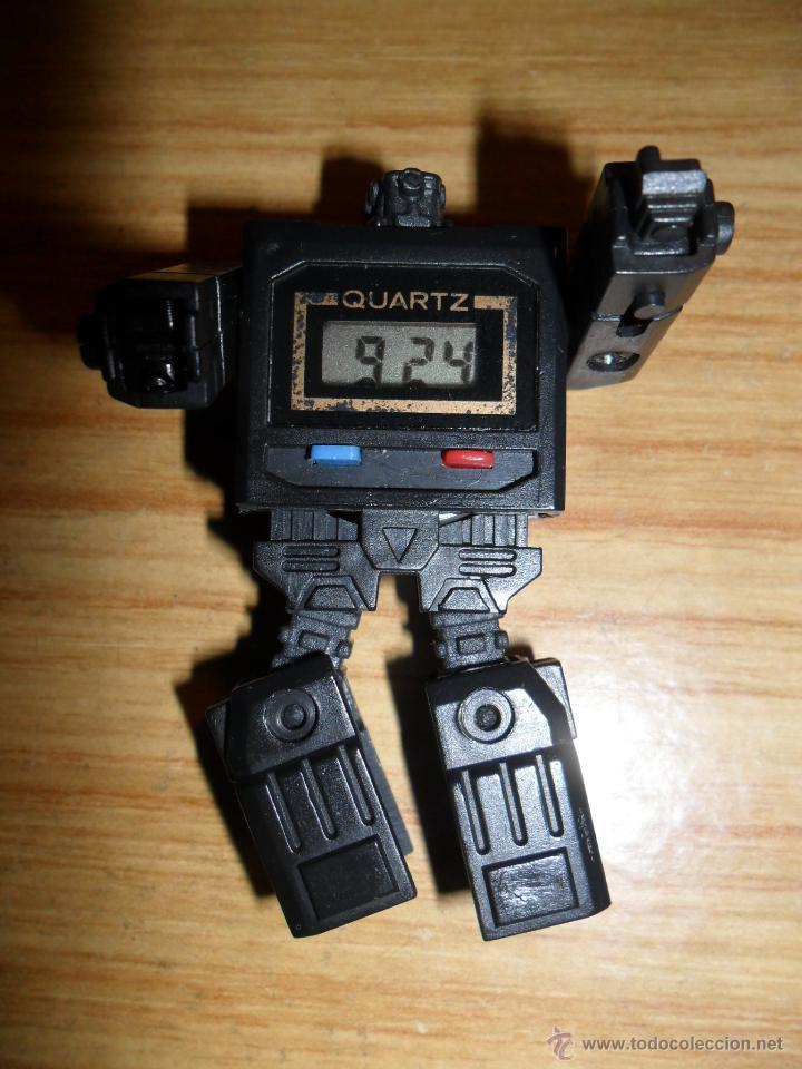 Definición soporte cortina  Reloj transformer game watch (completo y funcio - Sold through Direct Sale  - 50291036