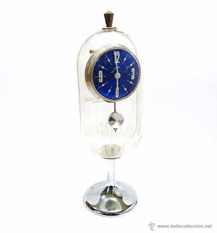 ANTIGUO RELOJ RETRO VINTAGE MADE IN GERMANY - AÑOS 70 (Relojes - Relojes Vintage )