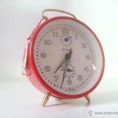 Vintage: RELOJ DE CUERDA VINTAGE JERGER / JERGER VINTAGE ALARM CLOCK. Lote 55061143