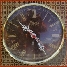 Vintage: OCASIÓN!! RELOJ VINTAGE DE COCINA...AÑOS 60...MAQUINA ELECTRÓNICA, FUNCIONANDO...NUEVO, SIN ESTRENAR. Lote 57137918