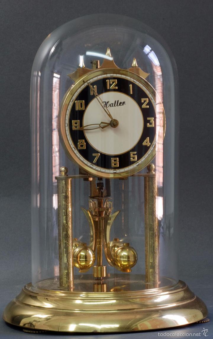 Vendido Años En Aniversario Alemán Reloj Haller Venta 50 Funcion erxWdBCo