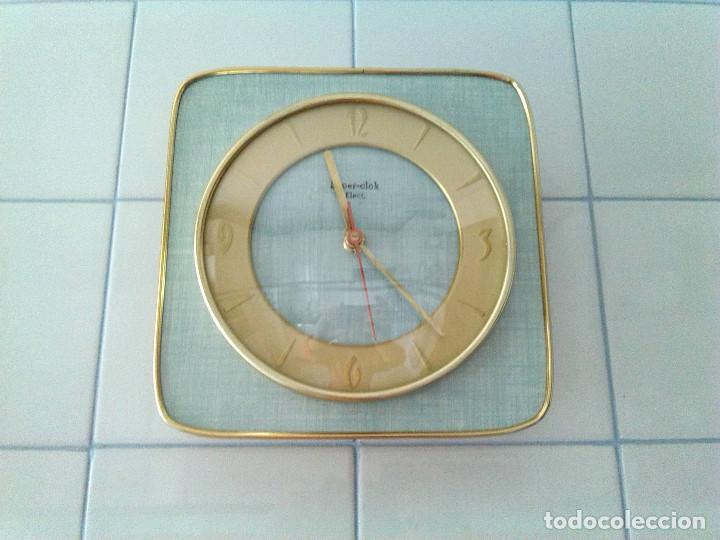 Reloj de cocina vintage en formica alem n super comprar - Reloj cocina original ...