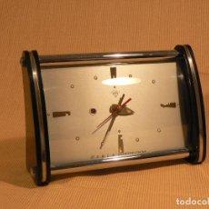 Vintage: RELOJ DESPERTADOR VINTAGE MARCA DIAMOND SHANGAY AÑOS 60 CARGA MANUAL. Lote 69420101