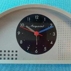 Vintage: RELOJ DESPERTADOR 'ACEPOINT'. FABRICADO EN ALEMANIA. AÑOS 80-90.. Lote 76869355