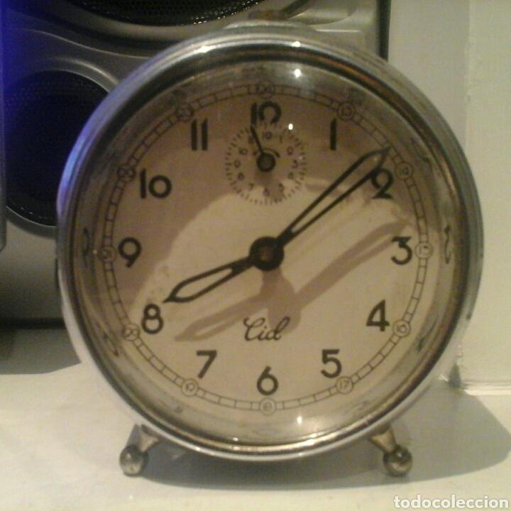 RELOJ DESPERTADOR VINTAGE (Relojes - Relojes Vintage )