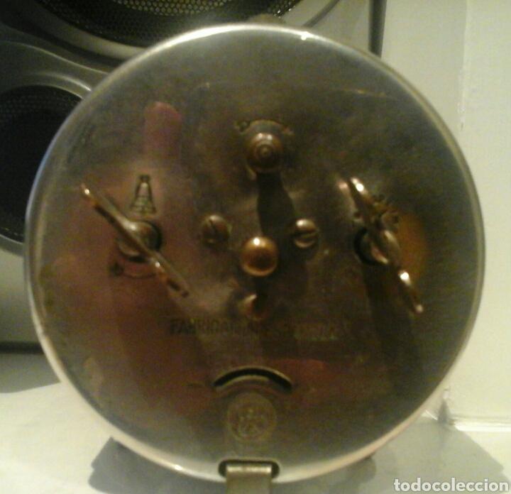 Vintage: Reloj despertador vintage - Foto 2 - 77457039