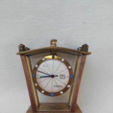 Vintage: RELOJ DE SOBREMESA MUSTER GESCHUTZT. Lote 91931950