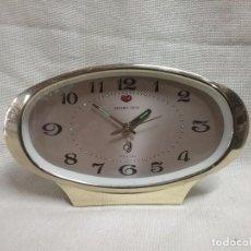 Vintage: RELOJ VINTAGE GOLDEN TONE CARGA MANUAL AÑOS 70 . Lote 101677607