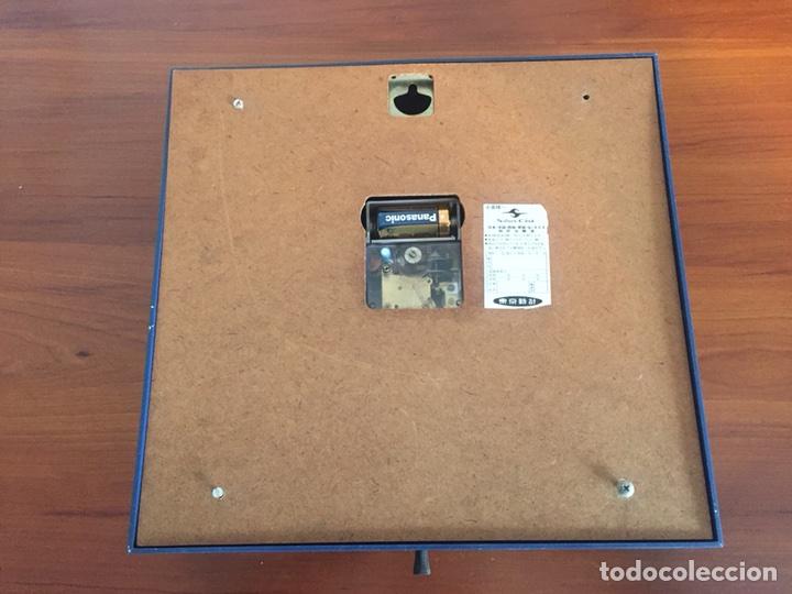 Vintage: Reloj de pared vintage,Silicon Clock Japan - Foto 4 - 122670738