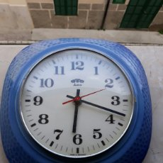 Vintage: RELOJ PARED MARCA SARS ELECTRIC MADE IN GERMANY. Lote 112057627