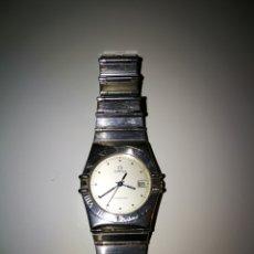 Vintage: RELOJ OMEGA, RELOJ OMEGA CONSTELACIÓN QUARTZ STEEL.. Lote 114007635