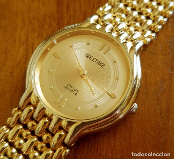 Vintage: Reloj WESTAIR 18K gold electro plated, Vintage, NOS (new old stock) - Foto 1 - 116358175