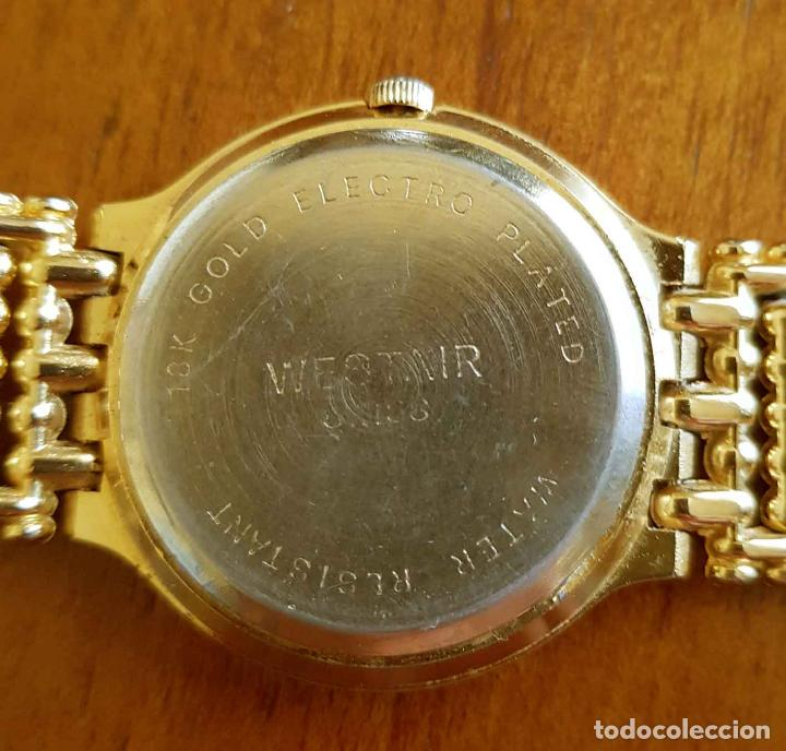 Vintage: Reloj WESTAIR 18K gold electro plated, Vintage, NOS (new old stock) - Foto 6 - 116358175