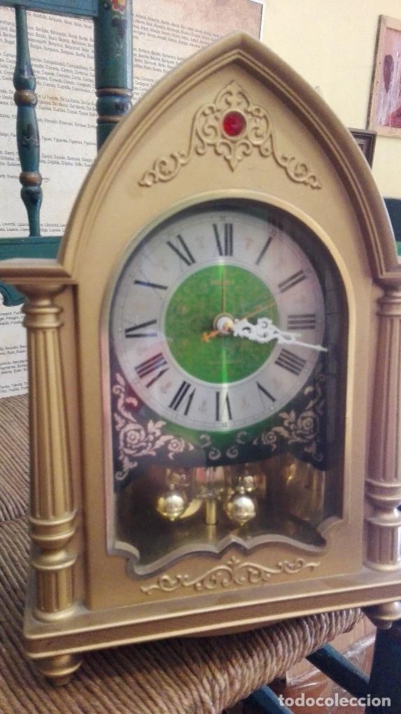 RELOJ IMPEX TRANSISTOR FUNCIONA (Relojes - Relojes Vintage )