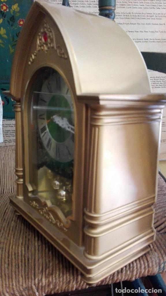 Vintage: reloj impex transistor funciona - Foto 2 - 118385143