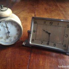 Vintage: RELOJES AÑOS 50-60 Y REGALO. Lote 118711304