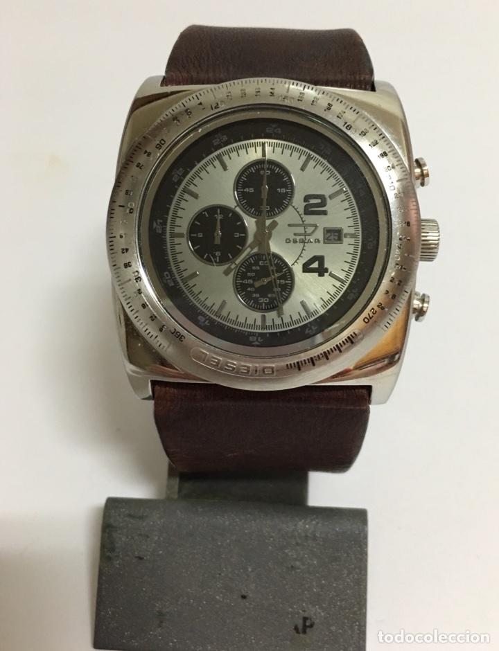 454f0595f4da 7 fotos RELOJ DIESEL CRONÓGRAFO DE ACERO (Relojes - Relojes Vintage ) ...