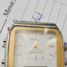 Vintage: ORIENT ANTIMAGNETIC CUERDA Y DIGITAL. Lote 119858320